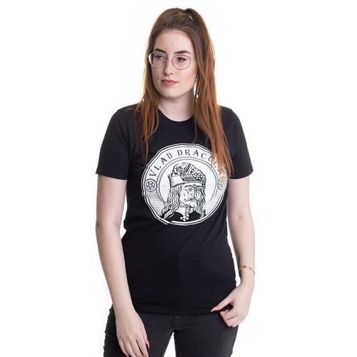 Dracula - Vlad Dracula Circle - - T-Shirts