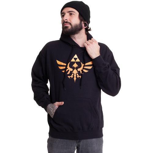 The Legend Of Zelda - Hyrule Kingdom Logo - Hoodies