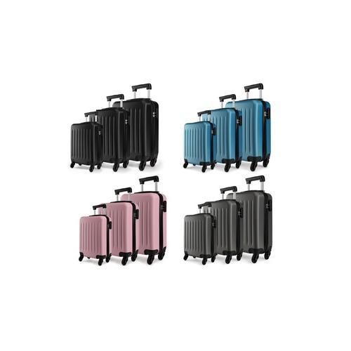 Reisekoffer: 1 / Reisekoffer 24 Zoll / Pink