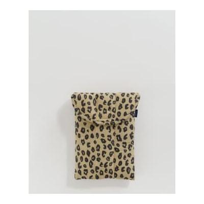 Baggu - Puffy Tablet Sleeve 8 Honey Leopard