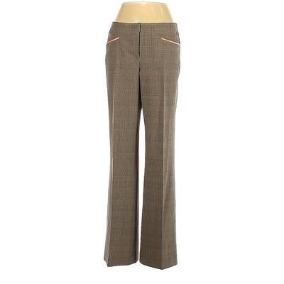 City DKNY Dress Pants - High Rise: Tan Bottoms - Size 4