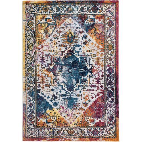 Teppich mit orientalischem Muster