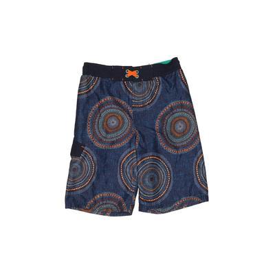Cat & Jack Board Shorts: Blue Bottoms – Size 12