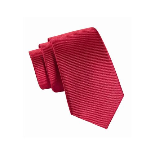 Krawatte Seidenkrawatte GOOD.designs rot