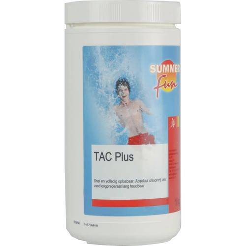 Summer Fun Tac Plus Granulat 1 kg