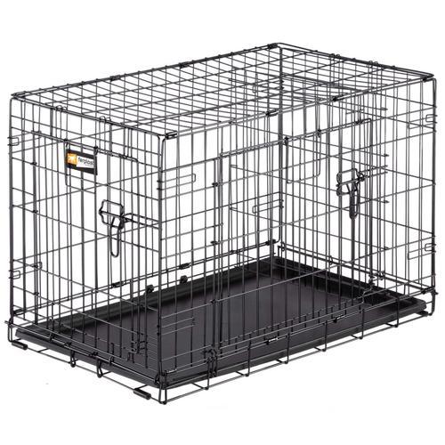 Ferplast Hundekäfig Dog-Inn 75 77,4x48,5x54,6 cm Grau