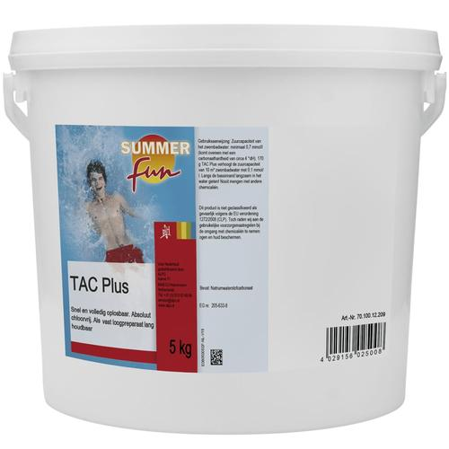 Summer Fun Tac Plus Granulat 5 kg