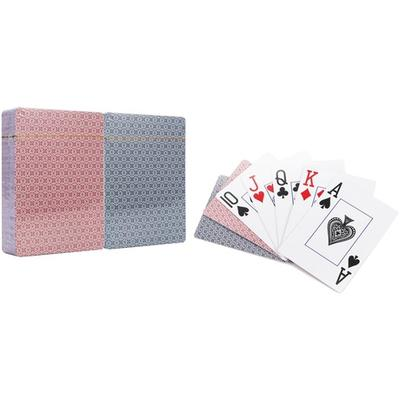 Motorbike or Check Playing Cards: Motorbike/Six Decks (Three Blue and Three Red)