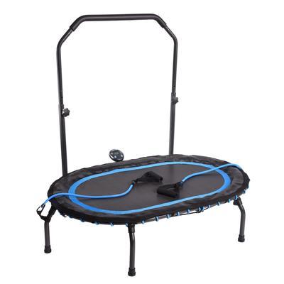Stamina InTone Oval Fitness Trampoline w/DVD by Stamina in Blue
