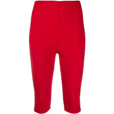 Cycling Shorts - Red - Styland Shorts