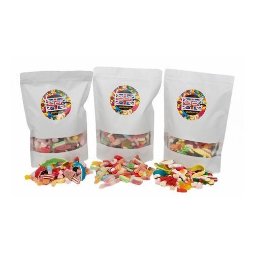 Pick n Mix Süßigkeiten-Set: Fizzy Mix