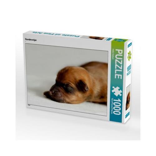 Hundewelpe Foto-Puzzle Bild von Heike Hultsch Puzzle