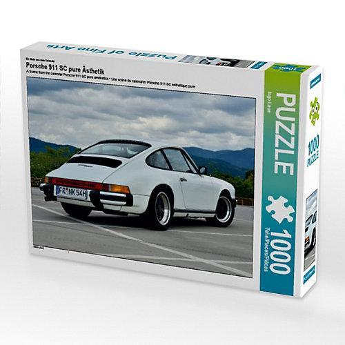 Porsche 911 SC pure Ästhetik Foto-Puzzle Bild von Ingo Laue Puzzle