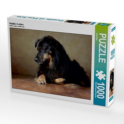 Hobbit, 6 Jahre Foto-Puzzle Bild von Jana Behr Puzzle