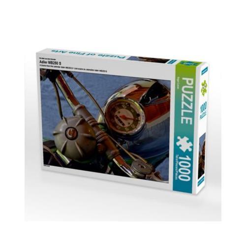 Adler MB250 S Foto-Puzzle Bild von Ingo Laue Puzzle