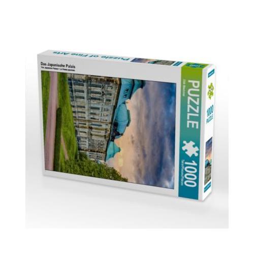 Das Japanische Palais Foto-Puzzle Bild von Dirk Meutzner Puzzle