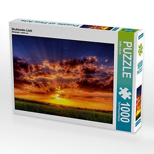 Strahlendes Licht Foto-Puzzle Bild von Steffen Gierok ; Magik Artist Design Puzzle
