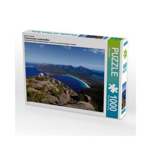 Tasmanische Landschaften Foto-Puzzle Bild von Sabine Smith Puzzle