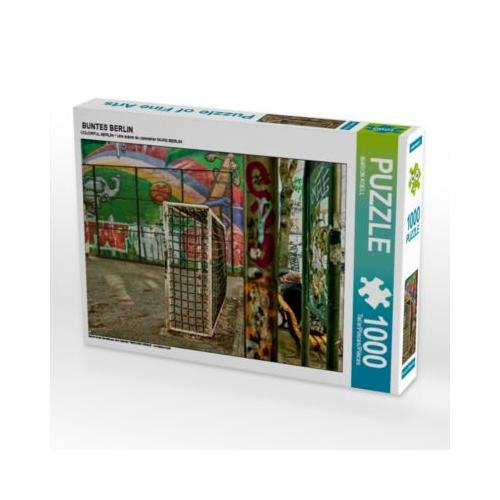 BUNTES BERLIN Foto-Puzzle Bild von Marion Koell Puzzle