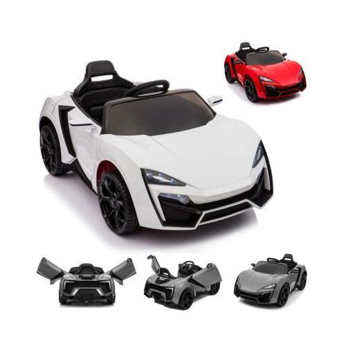 Elektroauto Rock QLS-5188 Elektro-Autos weiß
