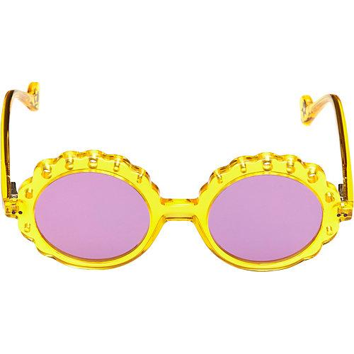 Sonnenbrille GLO Sonnenbrillen gelb