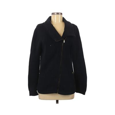 Gap Jacket: Blue Solid Jackets &...