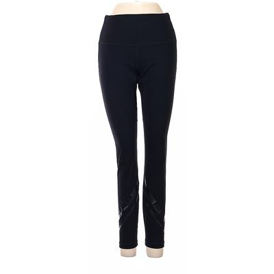 Tory Sport Active Pants - Low Rise: Black Activewear - Size Small