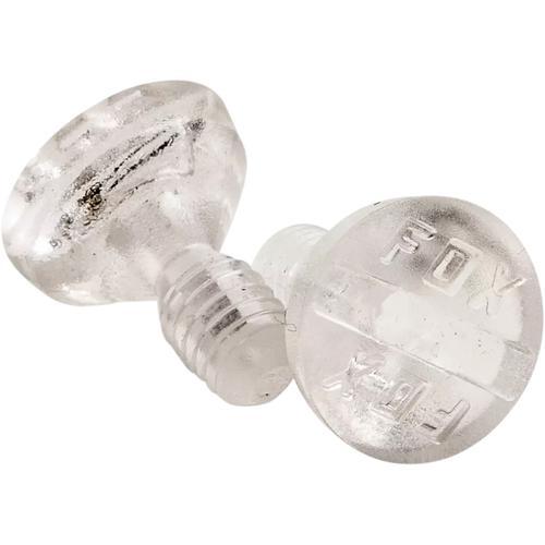 FOX V3 RS Visierschrauben, schwarz