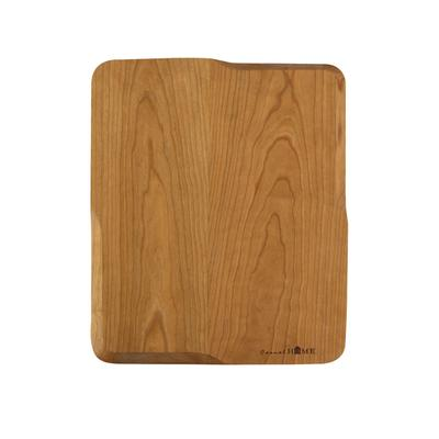 Mastery Cherry Rectangle Serving Board by Casual Home in Cherry