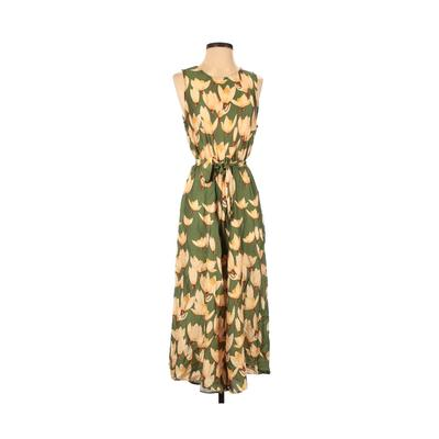 New Collection Jumpsuit: Green F...