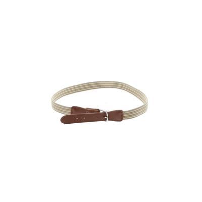 Belt: Tan Solid Accessories - Si...