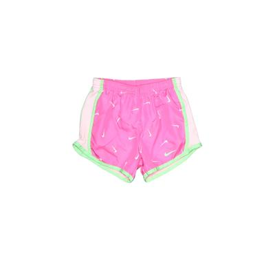 Nike Athletic Shorts: Pink Color...