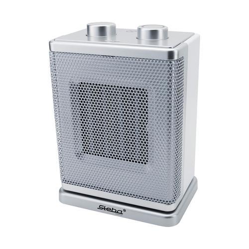Steba KH 4 Indoor Silber, Weiß 1800 W Elektrischer Raumheizlüfter