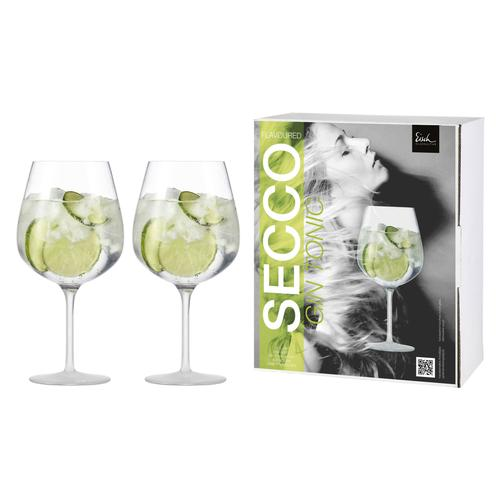 Eisch SECCO FLAVOURED Gin & Tonic 2er Set