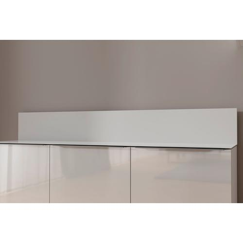 FORTE Hängeregal, (1 St.), Breite ca. 180 cm weiß Hängeregal Hängeregale Wandregale Wandboards Regale