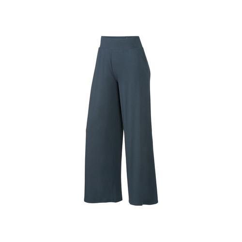 CRIVIT® Damen Yogahose (M (40/42), navy)