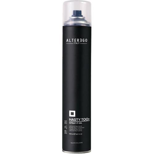 ALTER EGO Spray it on Hairspray 750 ml Haarspray