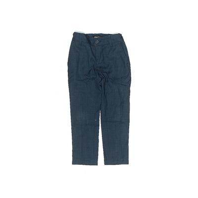 ARMANDO MARTILLO Dress Pants - Adjustable: Blue Bottoms - Size 4