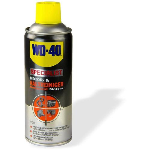Motorreiniger & Kaltreiniger 400 ml Motorkaltreiniger Reiniger - Wd-40