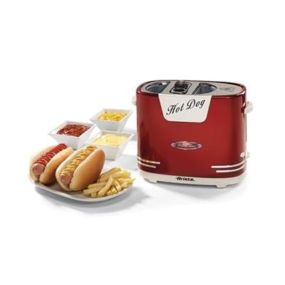 Appareil à Hot dogs 650 W 186 Ar...