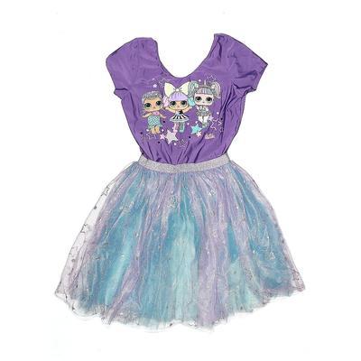 LOL Surprise Costume: Purple Accessories - Size 14