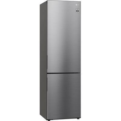 LG Kühl-/Gefrierkombination, GBP62PZNCC, 203 cm hoch, 59,5 breit C (A bis G) TOPSELLER silberfarben Kühl-/Gefrierkombination Kühlschränke SOFORT LIEFERBARE Haushaltsgeräte