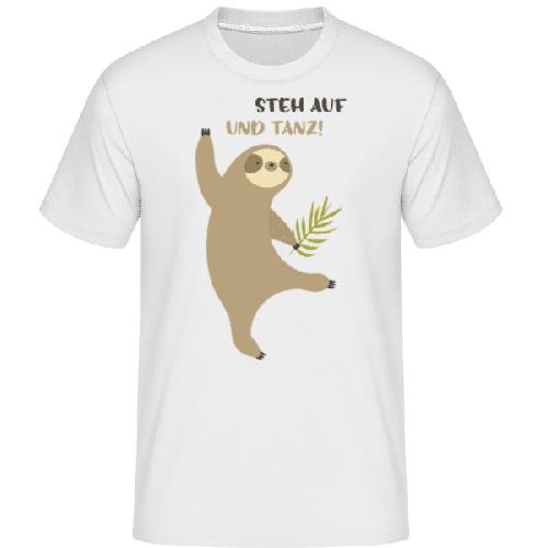 Steh Auf Und Tanz - Shirtinator Männer T-Shirt