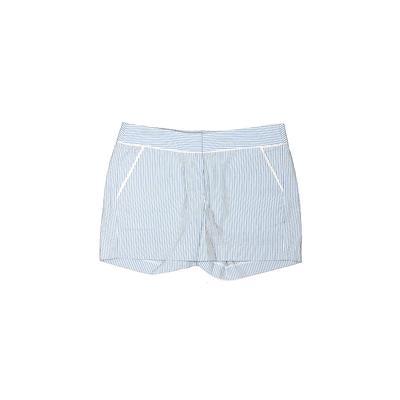 Southern Tide Dressy Shorts: Blue Stripes Bottoms - Used - Size 00