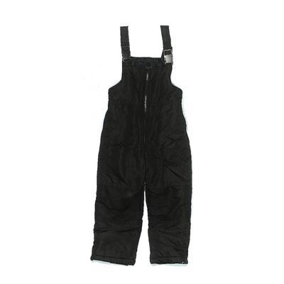 London Fog Snow Pants With Bib: ...
