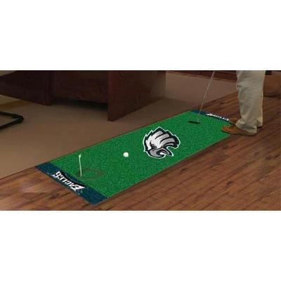 Fan Mats FAN-9025 Philadelphia Eagles NFL Putting Green Runner 18x72