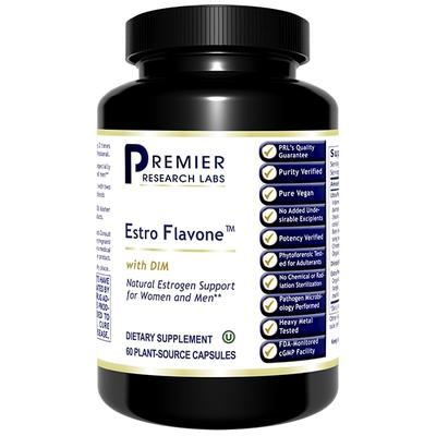 Premier Research Labs Hormone/Glandular Support - Estro Flavone - 60