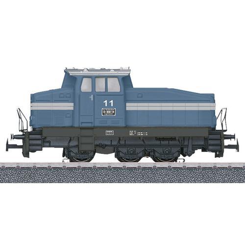 Märklin Diesellokomotive Start up - Rangierlokomotive Henschel DHG 500 36501 blau Kinder Ab 6-8 Jahren Altersempfehlung