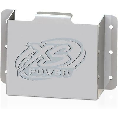 XS Power 512 680 Stamped Al. Side Mount Box no Window