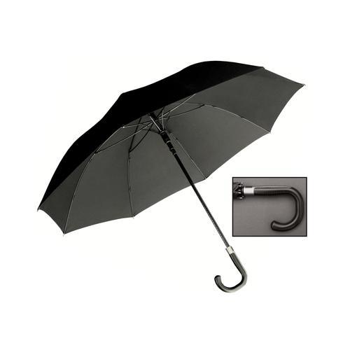 Euroschirm Stockregenschirm Partnerschirm schwarz Stockschirme Regenschirme Accessoires Unisex